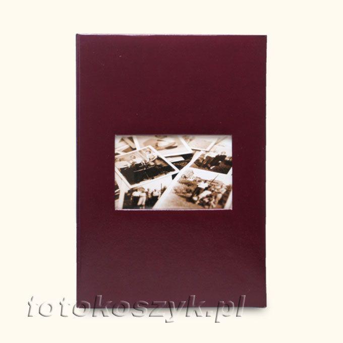 Album Henzo Edition Bordowy (300 zdjęć 10x15) Henzo 50.204 bo