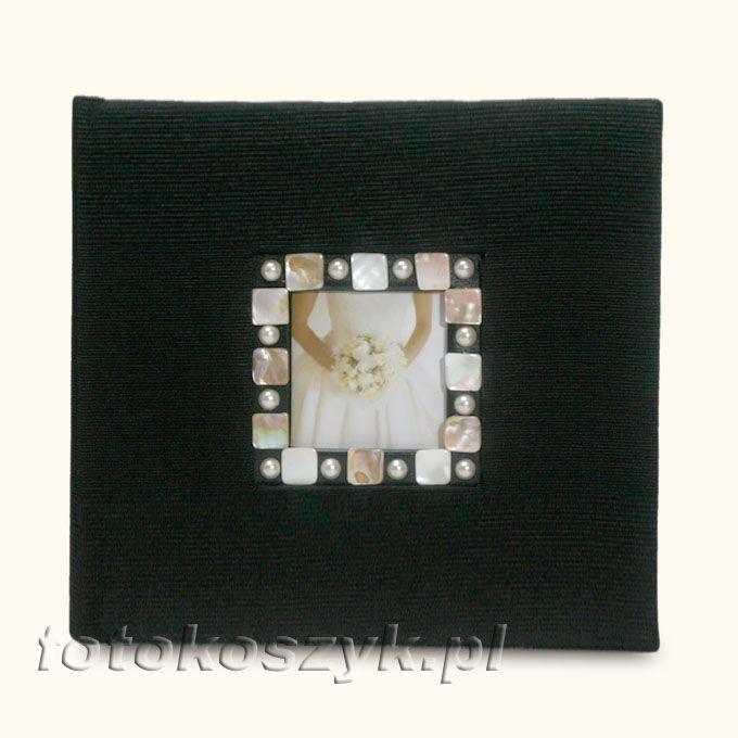 Album Henzo Eleganza Czarna (tradycyjny 60 czarnych stron) Henzo 22.002.08