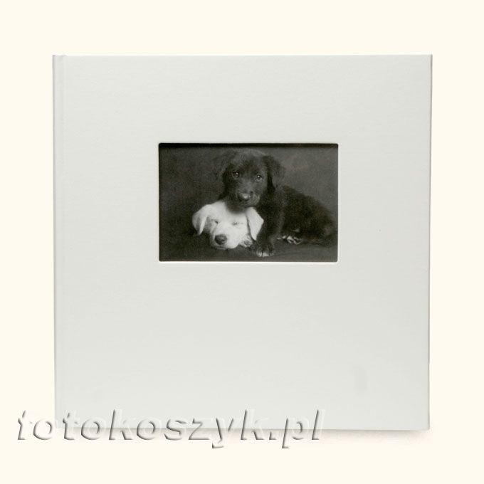 Album Walther Charm Biel (tradycyjny 50 białych stron) Walther FA-502-W
