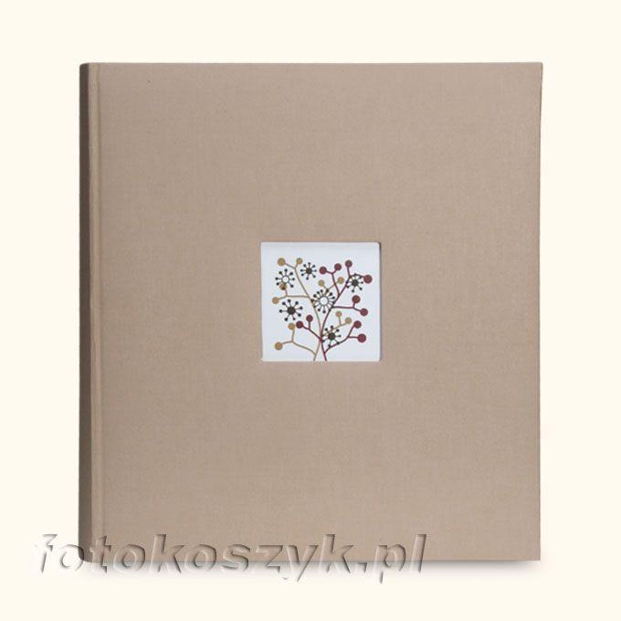 Album Panodia Bakari Beż (500 zdjęć 10x15) Panodia 270317be
