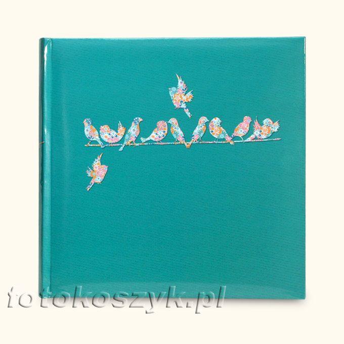 Album Panodia Mitsi Niebieski (tradycyjny 100 białych stron) Panodia 270851