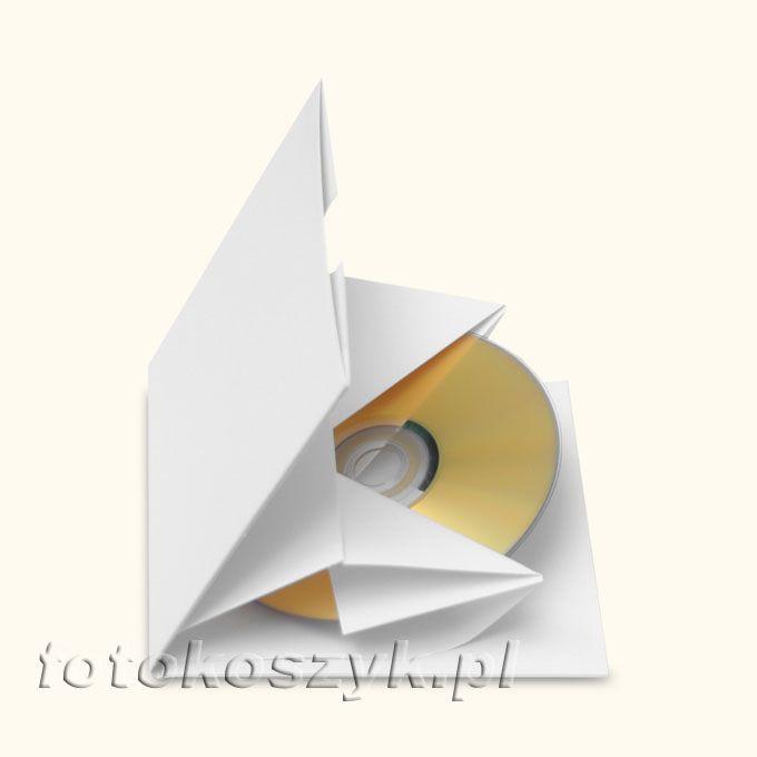 Etui JakeBox Białe (na płytę) inni producenci 5501
