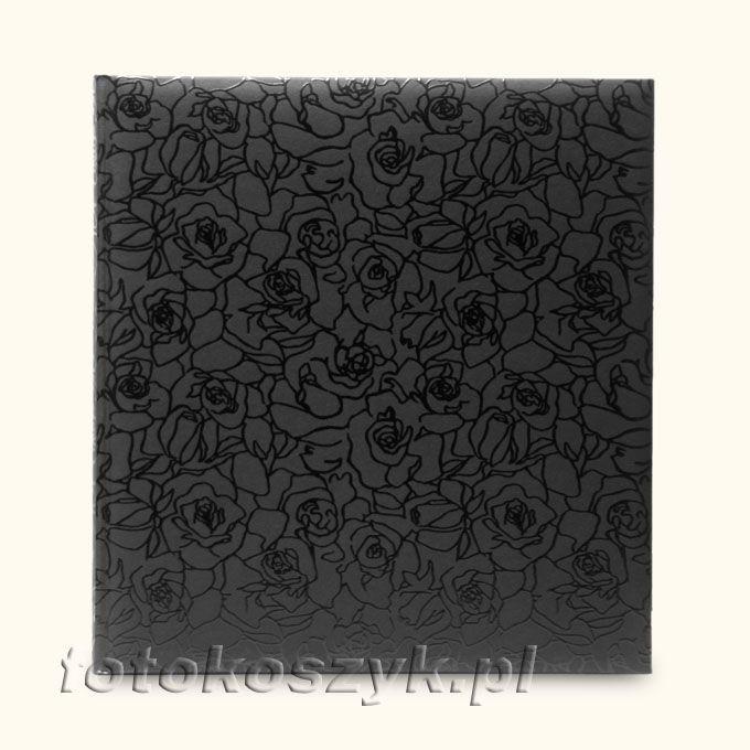 Album Goldbuch Black Roses (tradycyjny 60 białych stron)