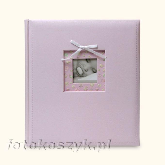 Album Coccole Róż (tradycyjny 100 kremowych stron) Zep CC293250 róż