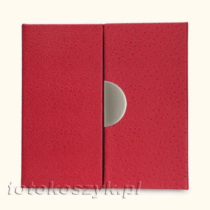 Album Henzo Emoe Czerwone XXL (tradycyjny 40 czarnych stron) Henzo 11.016.03
