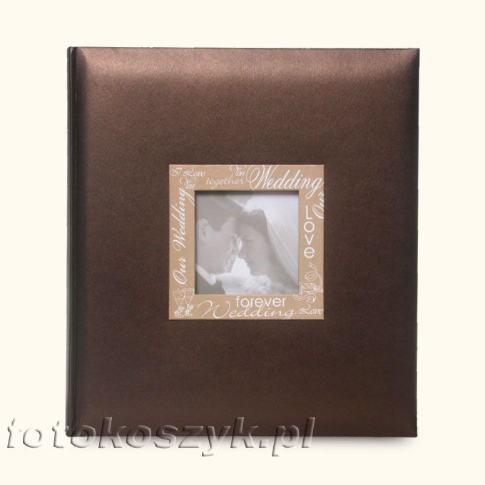 Album Sympaty Czekolada (tradycyjny 60 białych stron) Lotmar 2691