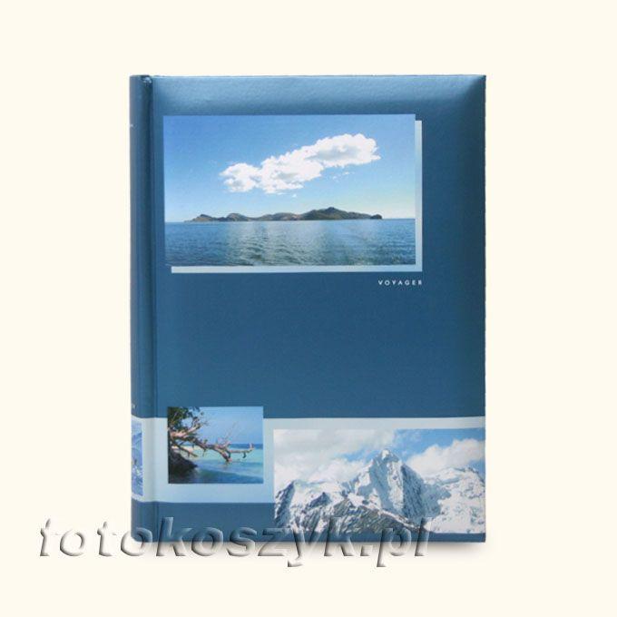 Album Voyager Niebieski (200 zdjęć 10x15) Fandy 3025