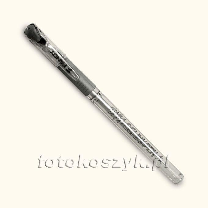 Srebrny Długopis Żelowy Fandy Fandy 3617