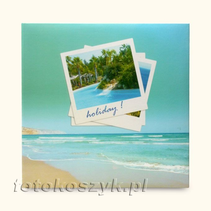 Album Wakacyjny Morze (500 zdjęć 10x15) Fandy PP-46500RBm