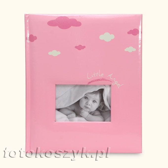 Album Lotmar Little Angel Róż (tradycyjny 40 kremowych stron) Lotmar 4459