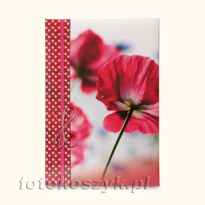 Album Elea Czerwona (300 zdjęć 10x15) Panodia 270761