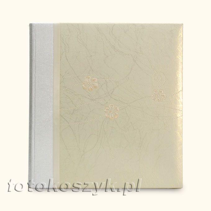Album Ślubny Gedeon Kwiaty J XL (tradycyjny 60 kremowych stron) Gedeon 4362