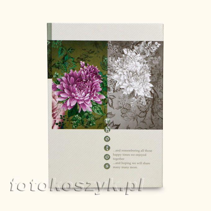 Album Kwiaty Fiolet (300 zdjęć 9x13) Fandy 5091