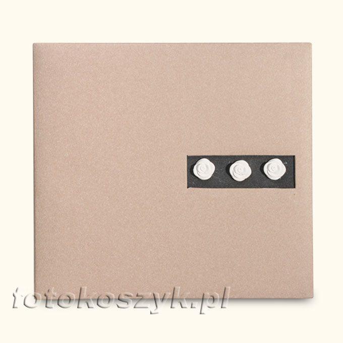 Album Mascagni Beż (tradycyjny 60 czarnych stron)  5062