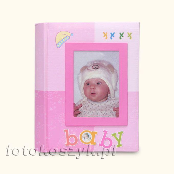 Album Dziecięcy Różowy (300 zdjęć 10x15) Lotmar M1 46300/2(CDS)ADr