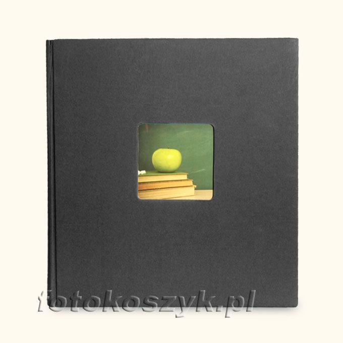 Album Goldbuch Living Czerń (tradycyjne 100 białych stron)