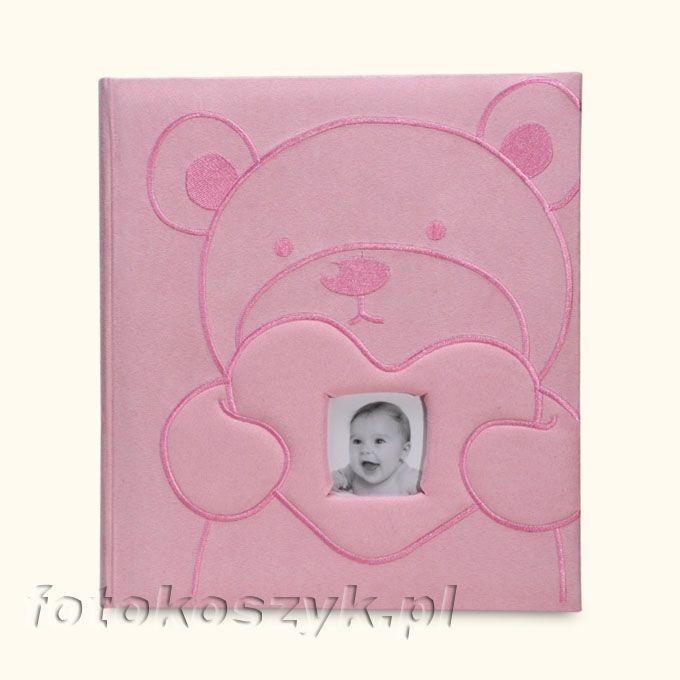 Album Miś Róż (tradycyjny 60 białych stron) Gedeon 5027