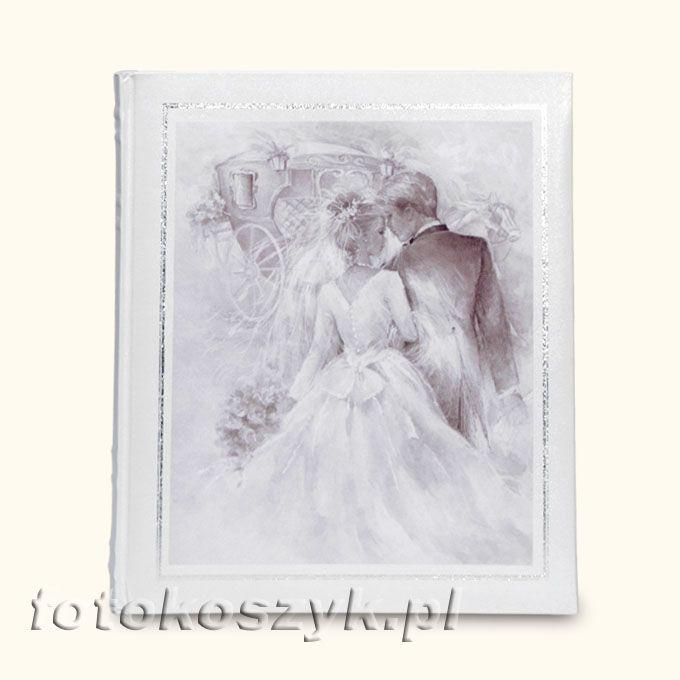 Album Malowany Karoca (tradycyjny 60 białych stron)  3557