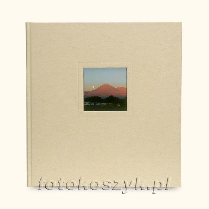 Album Goldbuch Modern Art Krem (tradycyjny 60 czarnych stron) Goldbuch 5559