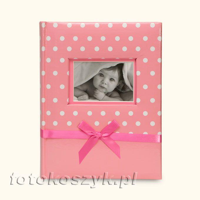 Album Dziecięcy For Kids Róż (200 zdjęć 10x15) Lotmar 4440