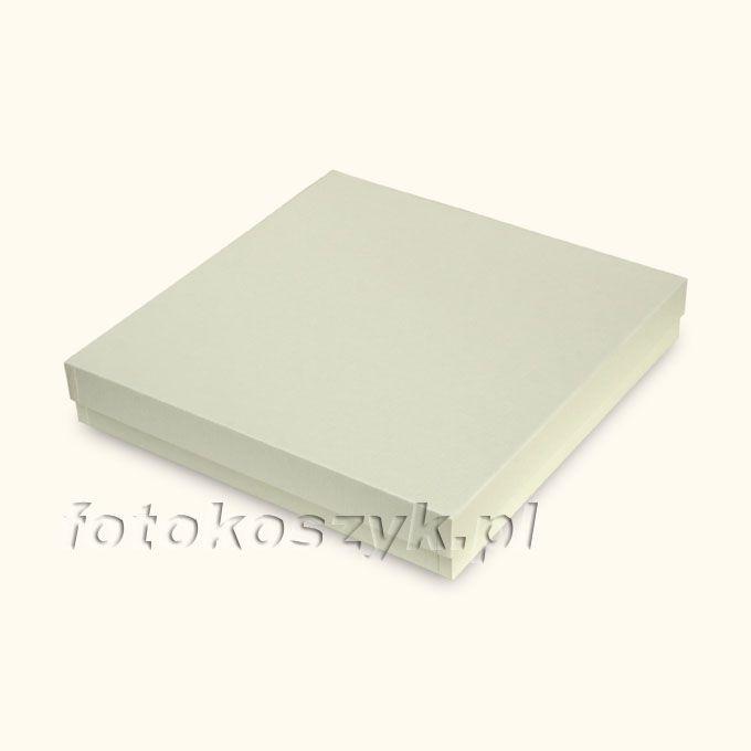 Pudełko Na Albumy Jasne Płótno (wielkość 30cmx33cm do 100 stron) inni producenci ZAW3310/plo