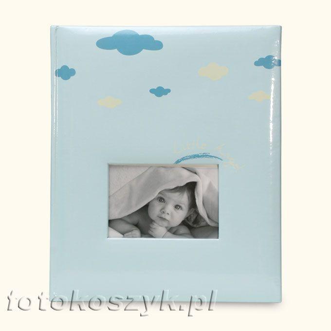 Album Lotmar Little Angel Niebieski (tradycyjny 40 kremowych stron) Lotmar 4458