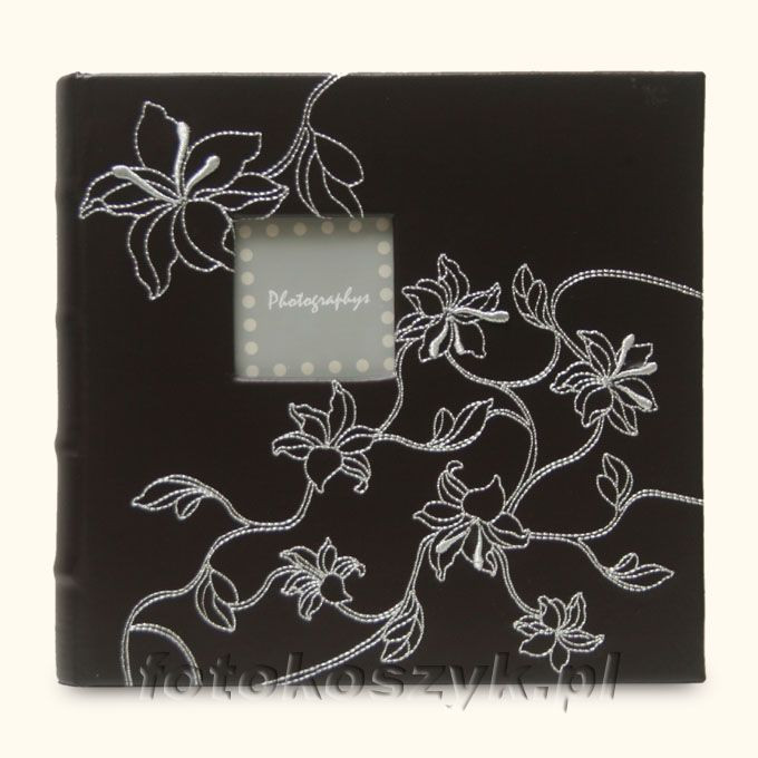Album Dekor Czarny 37 (200 zdjęć 10x15) Gedeon 5576