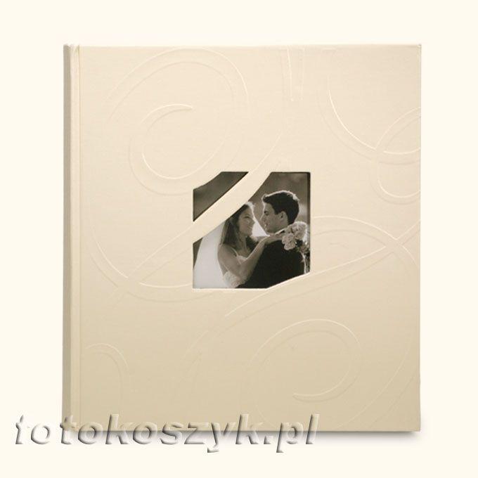 Album Ślubny Lovely XL (tradycyjny 60 czarnych stron) Fandy 3576