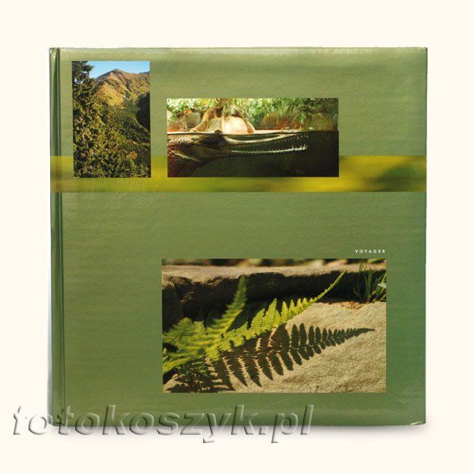 Album Voyager Zielony (500 zdjęć 10x15) Fandy 232 142z