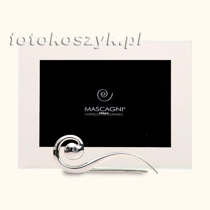 Ramka Mascagni na zdjęcie 13x18 (990 silver)  1198