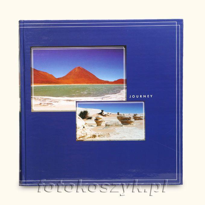 Album Podróże Granatowy (500 zdjęć 10x15) Fandy 233 253g