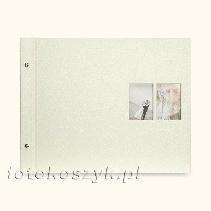 Album Goldbuch Chromo XXL Krem (tradycyjny 40 białych stron) Goldbuch 28847