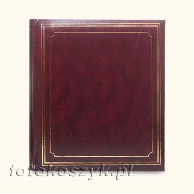 Album Panodia Empire Bordo XL (tradycyjny 100 czarnych stron) Panodia 270155b
