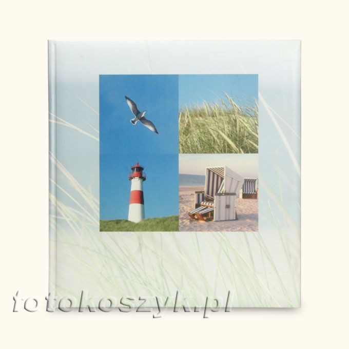 Album Goldbuch Wybrzeże (tradycyjny 60 białych stron)
