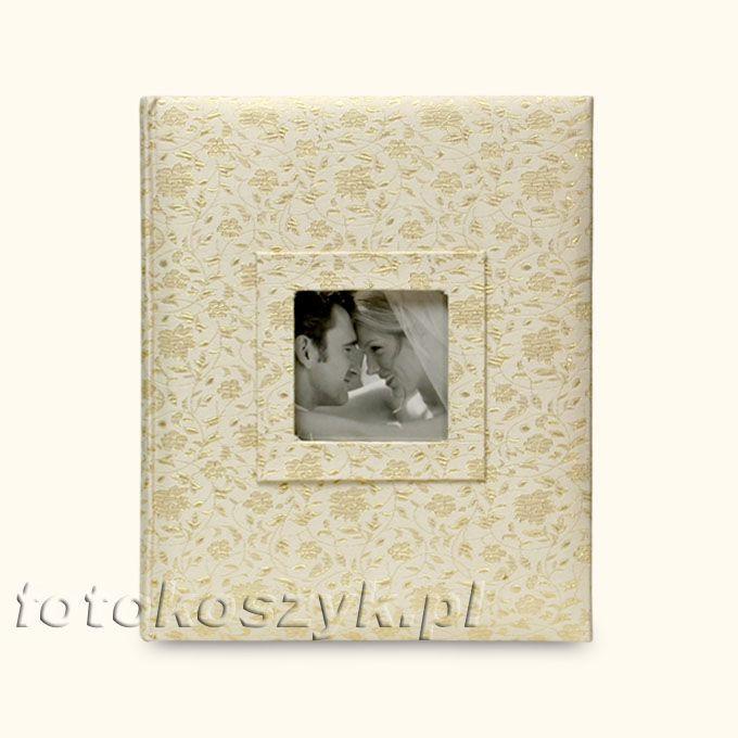 Album Pattern C (tradycyjny 100 kremowych stron) Lotmar KS50 PATTERN