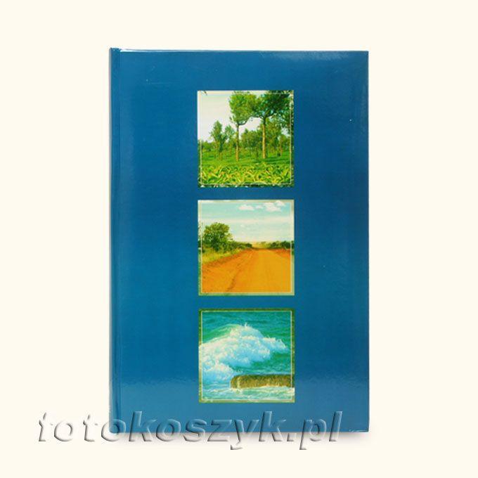 Album Paradise Niebieski (300 zdjęć 10x15) Fandy B-46300S 3-up