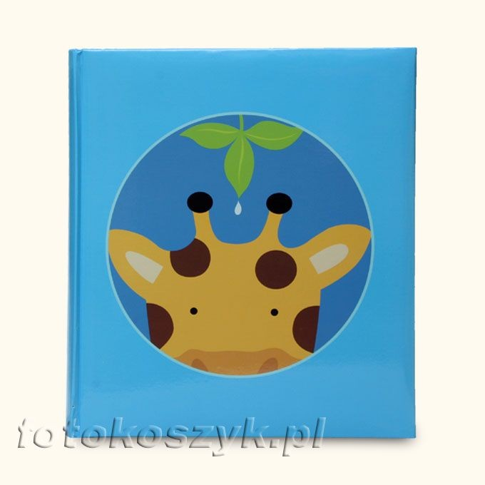 Henzo Jungle XL Żyrafa (tradycyjny 100 kremowych stron) Henzo 10.130 zy