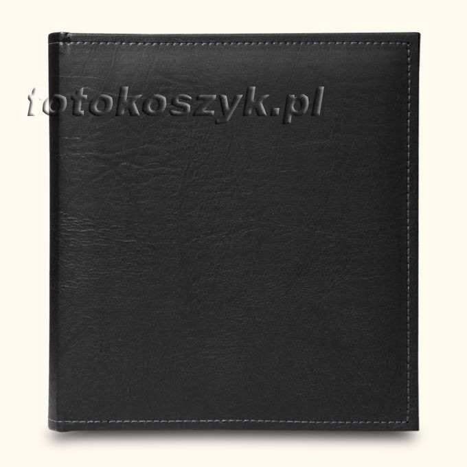 Album Henzo Lonzo Czarny XL (tradycyjny 70 białych stron) Henzo 11.073.08