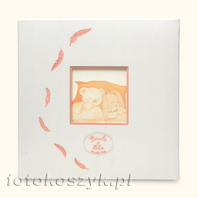 Album Panodia Basile & Lola (tradycyjny 60 bialych stron) Panodia 270009