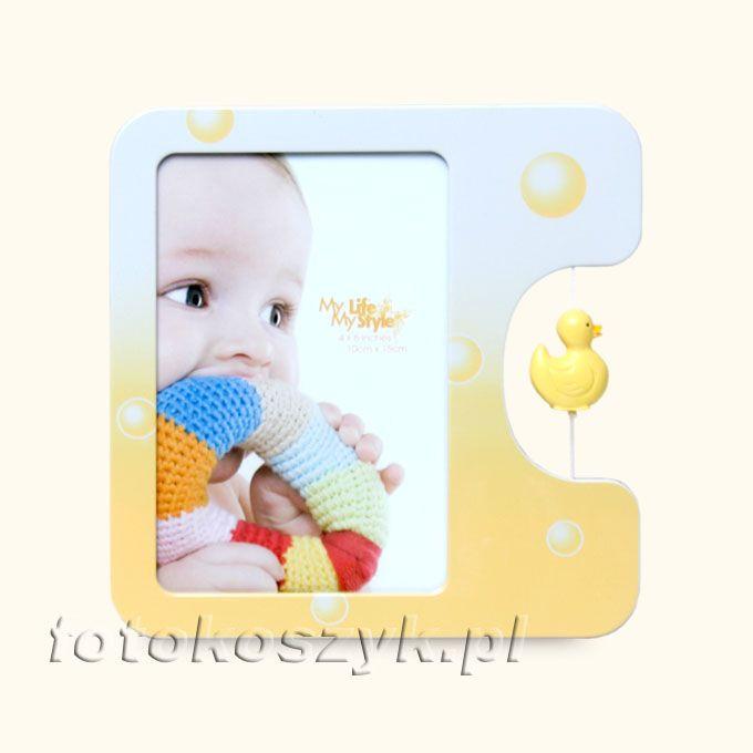 Ramka Dziecięca B7 Kaczuszka (na zdjęcie 10x15)