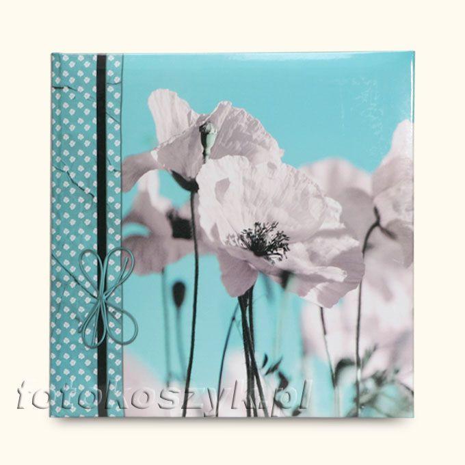 Album Elea Niebieska (tradycyjny 60 białych stron) Panodia 270764