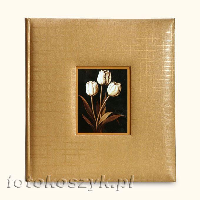 Album Gedeon Botanica Mały (tradycyjny 40 czarnych stron) Gedeon DBCSS20 BO[B]