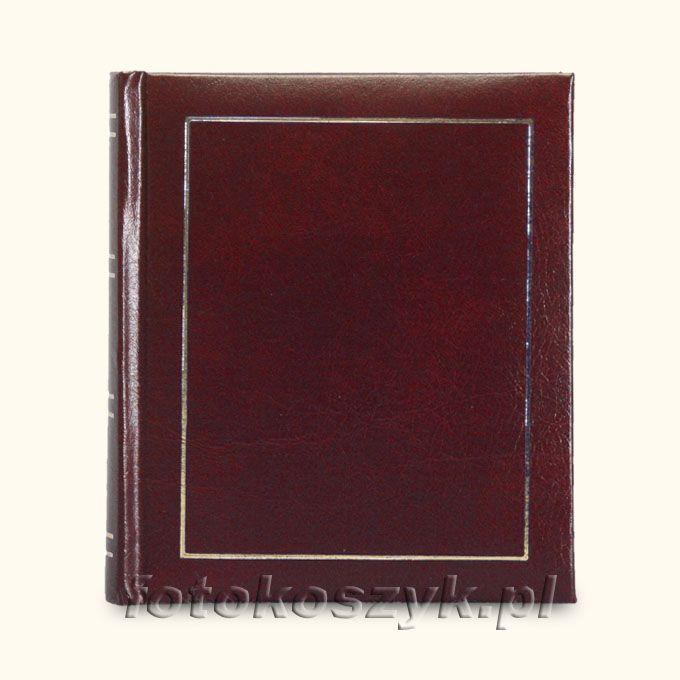 Album Classic Bordo (50 zdjeć 10x15) Poldom B-10x15/50MS(1-up) Classic-4 bo