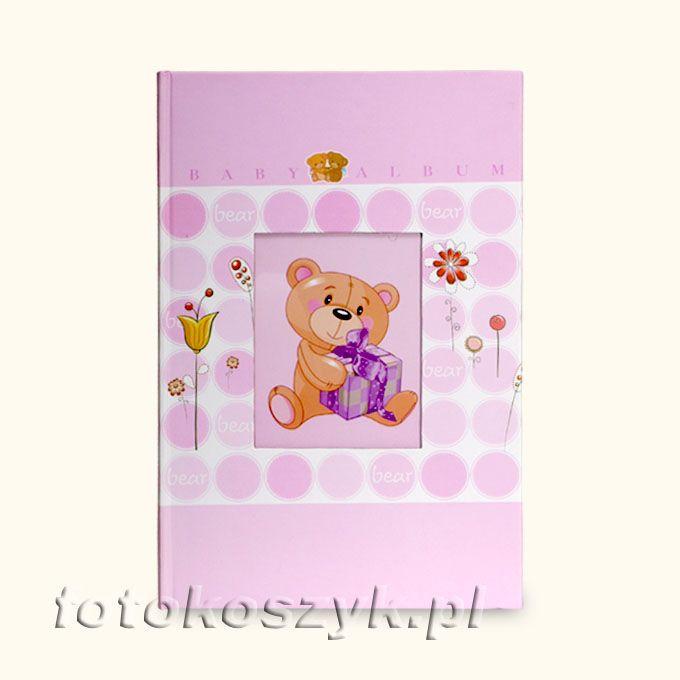 Album Dziecięcy Sweet Teddy R (300 zdjęć 10x15) Fandy B-46300S(CB)R