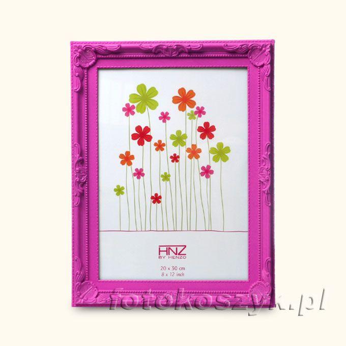 Ramka Henzo Colour Barok Róż (na zdjęcie 15x21) Henzo 80.363.12