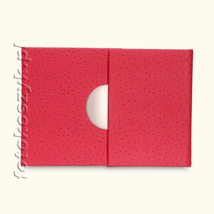 Album Henzo Emoe Czerwone Poziom (tradycyjny 40 czarnych stron) Henzo 11.015.03