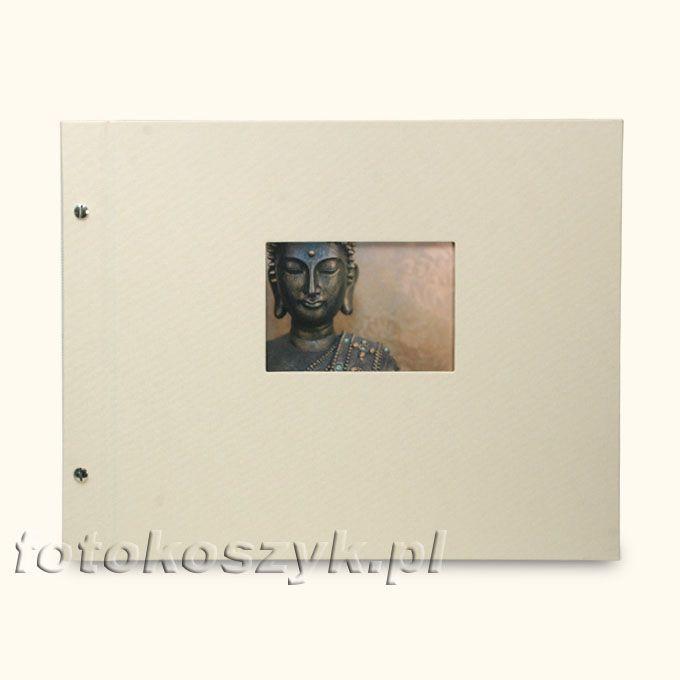 Album Goldbuch La Vita Krem XXL (tradycyjny 40 białych stron) Goldbuch 28643