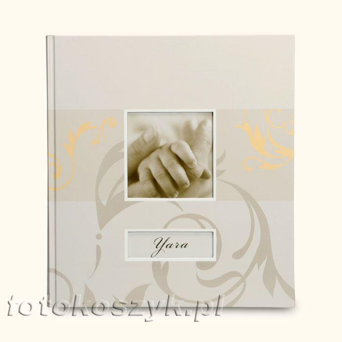 Album Henzo Dziecięcy Yara Beż (tradycyjny 60 białych stron) Henzo 20.032.05
