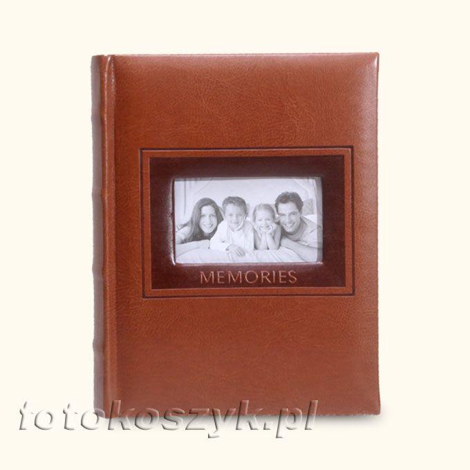 Album Memories Jasny Brąz (300 zdjęć 10x15) Lotmar M1 46300/2(CDS) PS