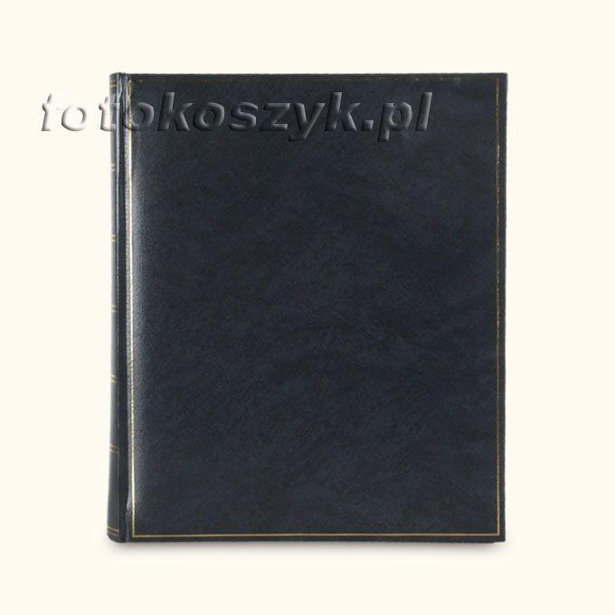 Album Henzo Basicline Czarny (tradycyjny 70 czarnych stron) Henzo 10.053.08